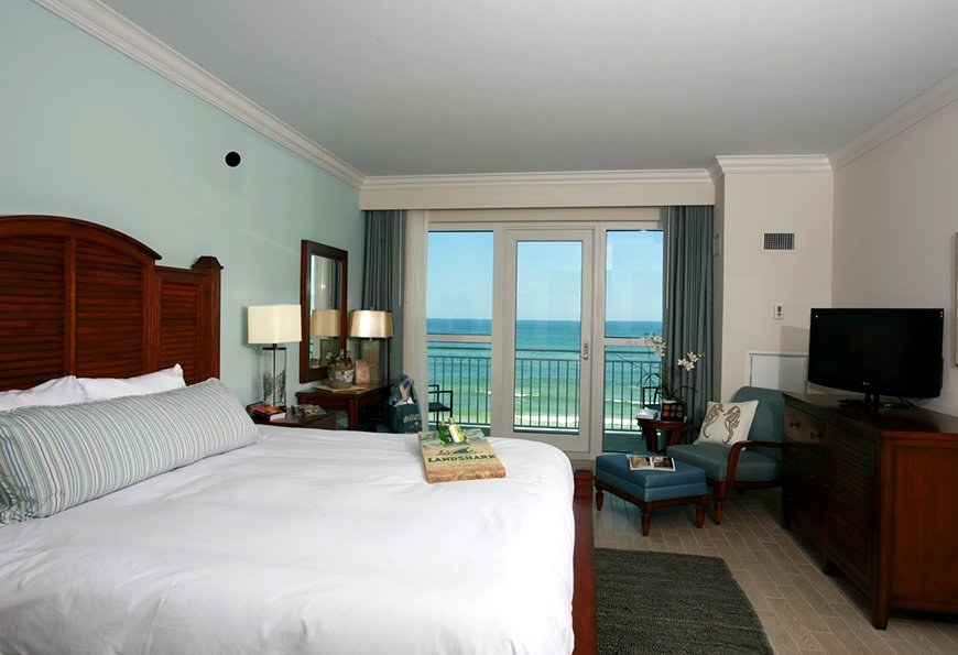 Hotel Rooms Pensacola Beach